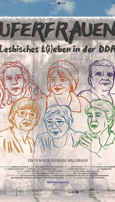 Uferfrauen - Lesbian Life and Love in the GDR movie
