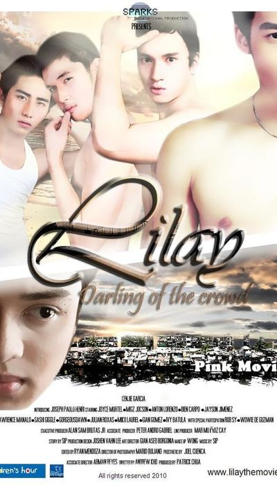 Lilay: Darling of the Crowd movie