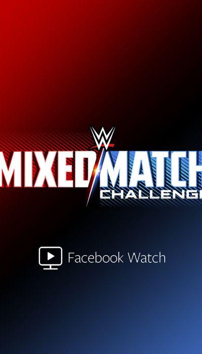 WWE Mixed-Match Challenge movie