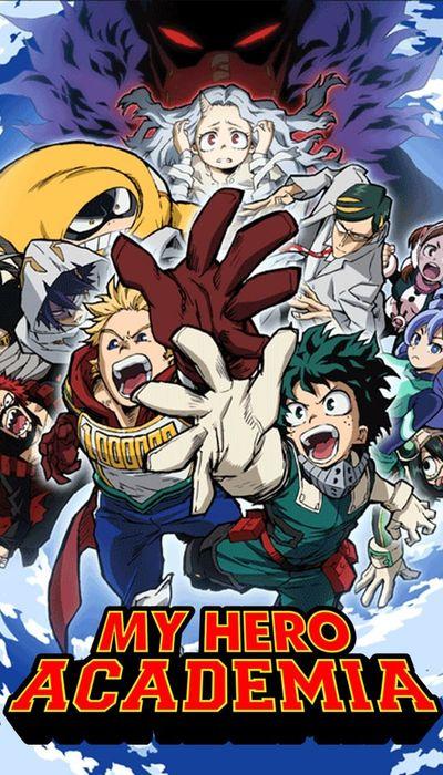 My Hero Academia movie
