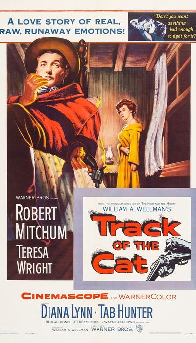 Track of the Cat movie