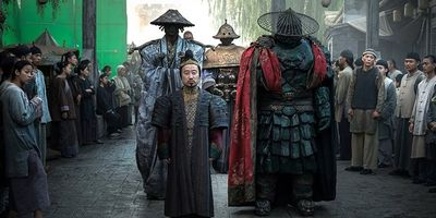Voir Journey To China: The Mystery of Iron Mask en streaming vf