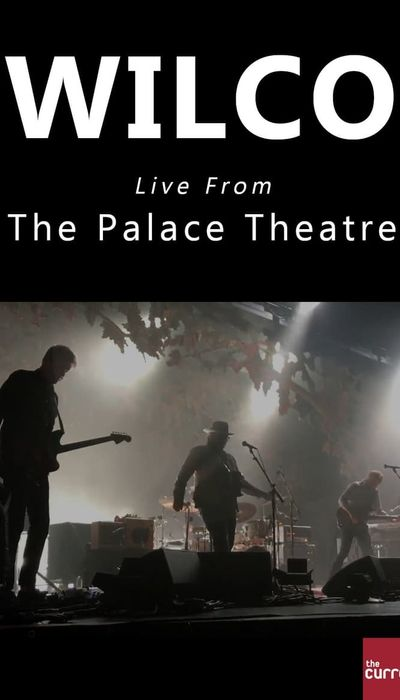 Wilco Live From The Palace Theatre movie