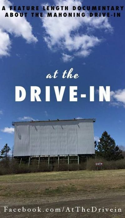 At the Drive-In movie