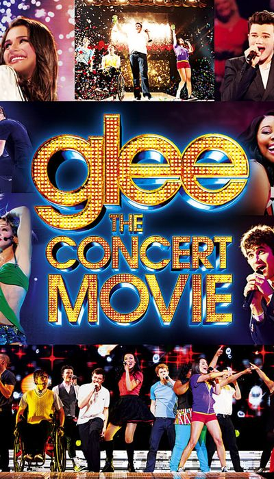 Glee: The Concert Movie movie