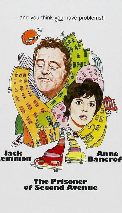 The Prisoner of Second Avenue movie