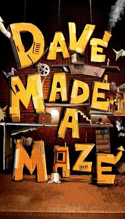 Dave Made a Maze movie