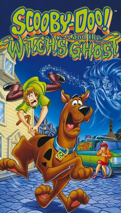Scooby-Doo! and the Witch's Ghost movie