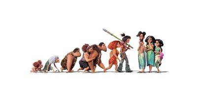 Voir Les Croods 2 : Une Nouvelle Ère en streaming vf