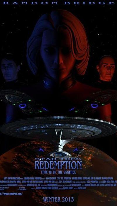 Star Trek III: Redemption movie