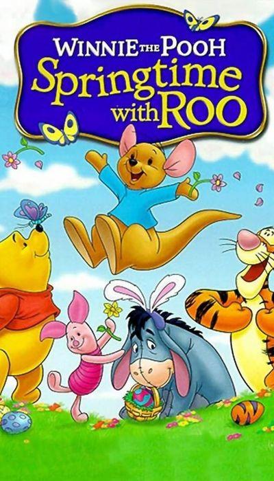 Winnie the Pooh: Springtime with Roo movie