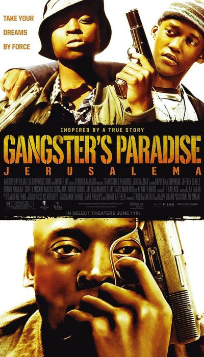 Gangster's Paradise: Jerusalema movie