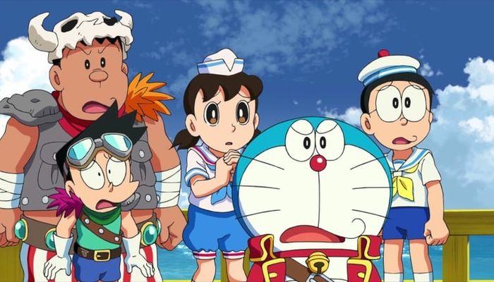 Doraemon the Movie: Nobita's Treasure Island streaming vf