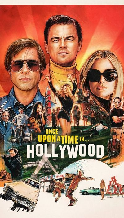 Once Upon a Time… in Hollywood movie