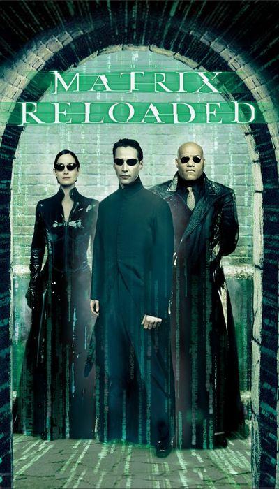 The Matrix Reloaded movie