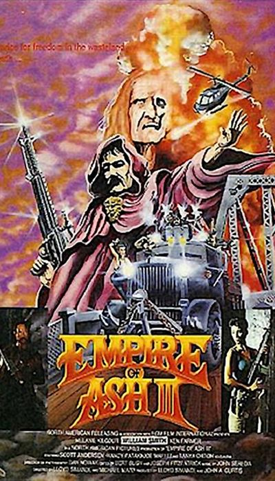 Empire of Ash III movie