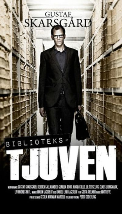 Bibliotekstjuven movie