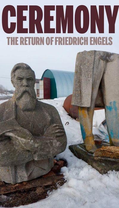 Ceremony: The Return of Friedrich Engels movie