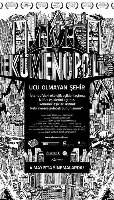 Ecumenopolis: City Without Limits movie