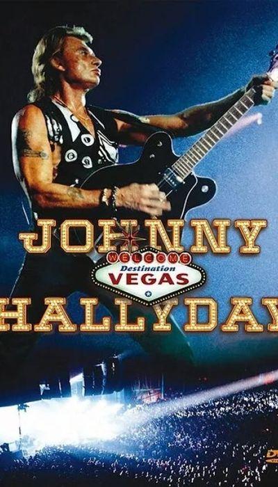 Johnny Hallyday - Destination Vegas movie