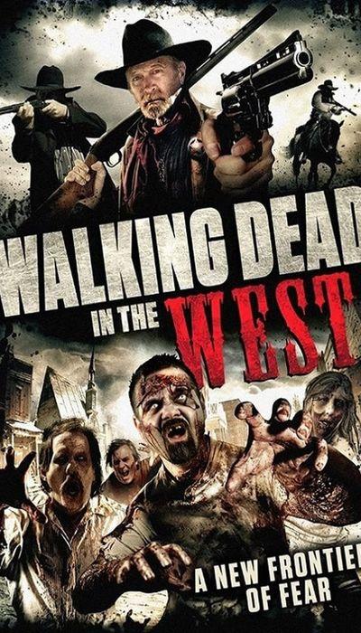 Walking Dead In The West movie