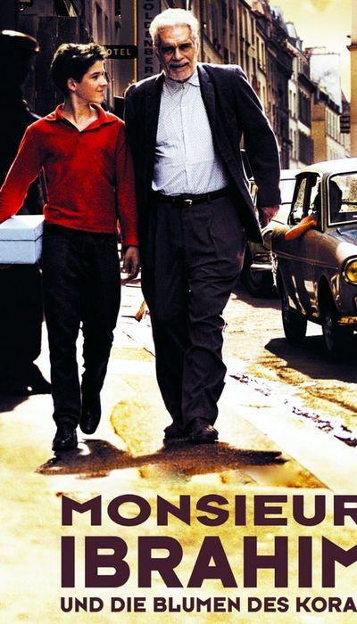 Monsieur Ibrahim movie