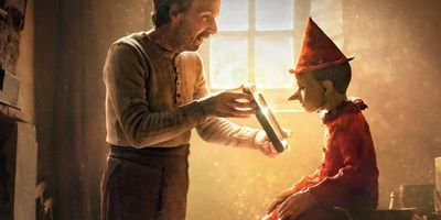 Voir Pinocchio en streaming vf