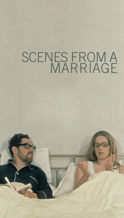 Scenes from a Marriage movie