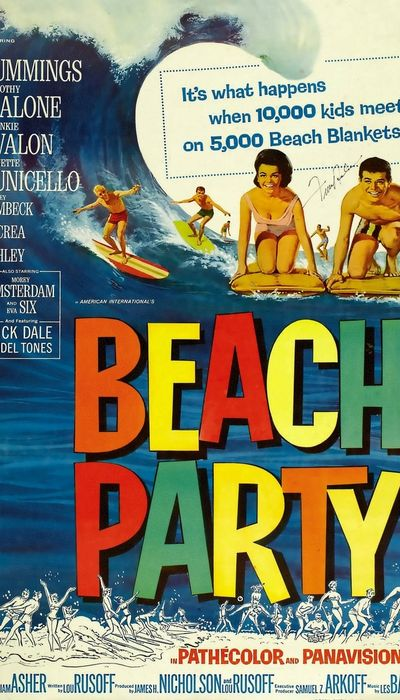 Beach Party movie