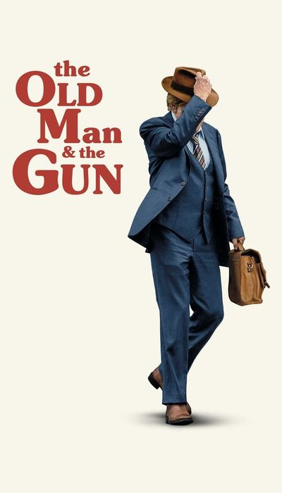 The Old Man & the Gun movie