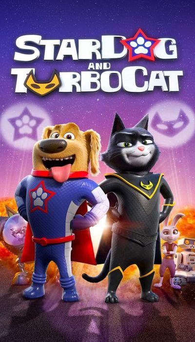 StarDog and TurboCat movie