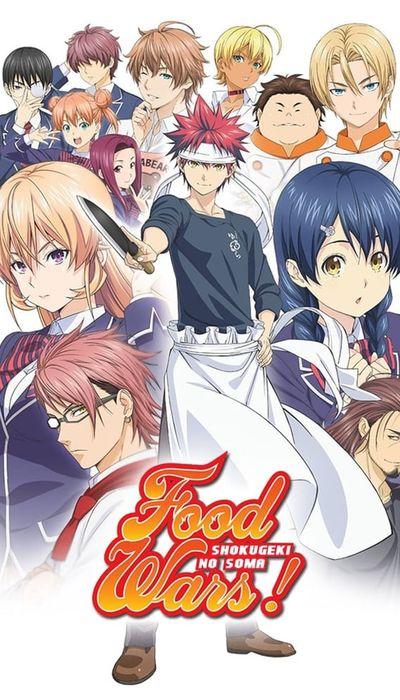 Food Wars! Shokugeki no Soma movie