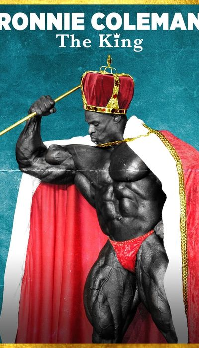 Ronnie Coleman: The King movie