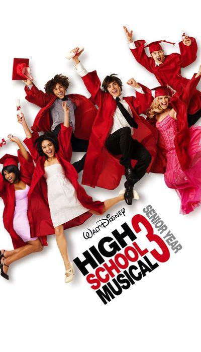High School Musical 3: Senior Year movie