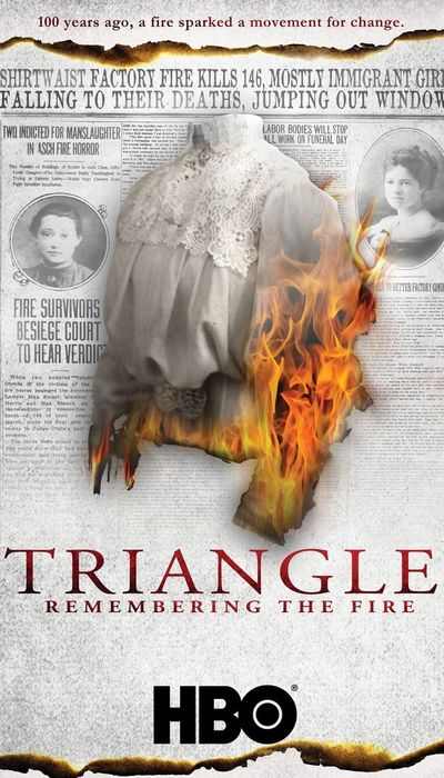 Triangle: Remembering the Fire movie