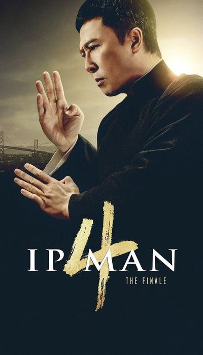 Ip Man 4: The Finale movie