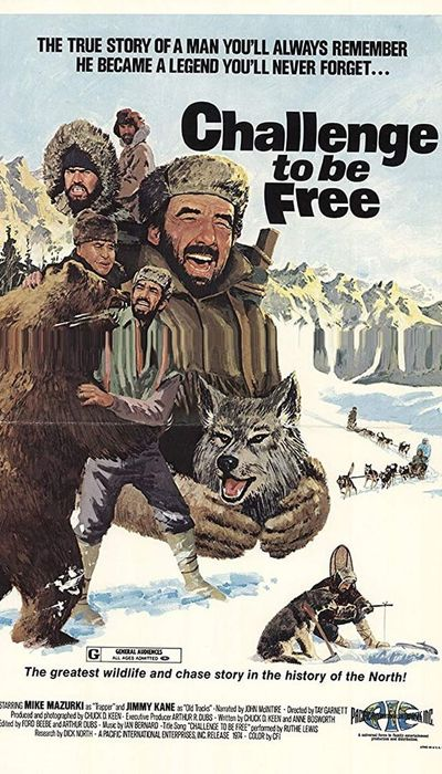 Challenge to be Free movie