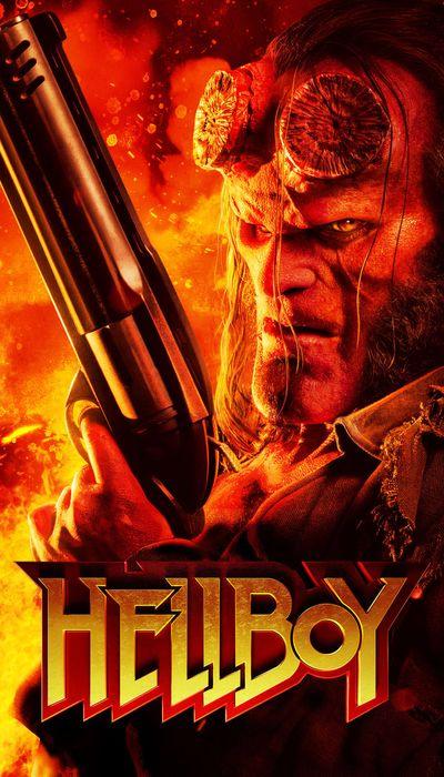 Hellboy movie