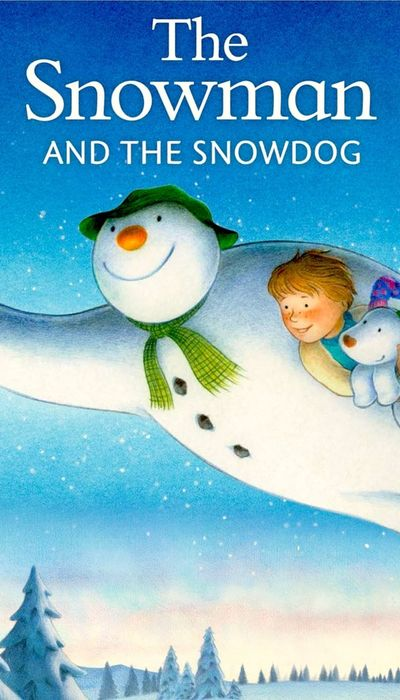 The Snowman and The Snowdog movie