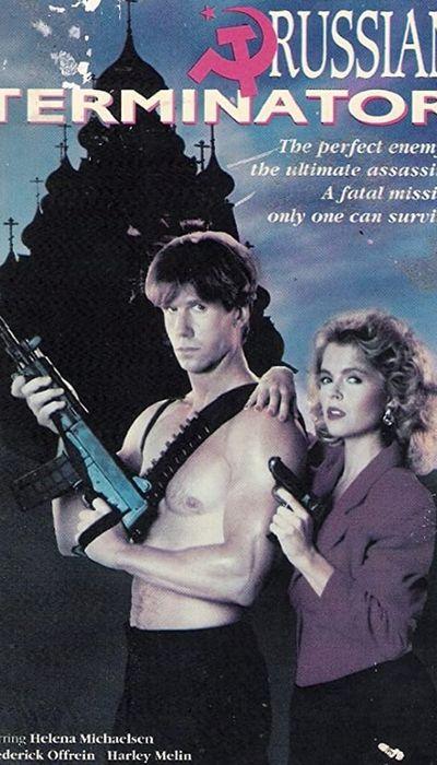 Russian Terminator movie