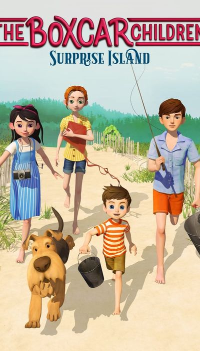 The Boxcar Children: Surprise Island movie