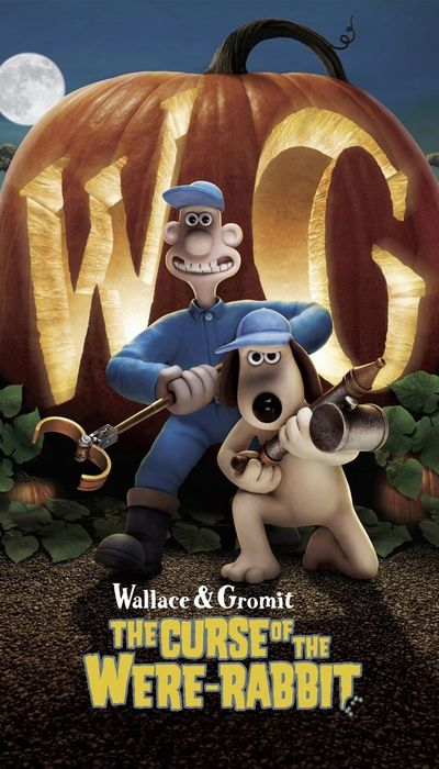 Wallace & Gromit: The Curse of the Were-Rabbit movie