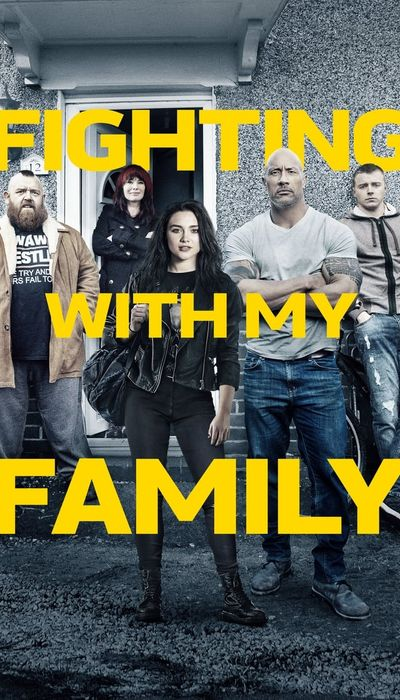 Fighting with My Family movie