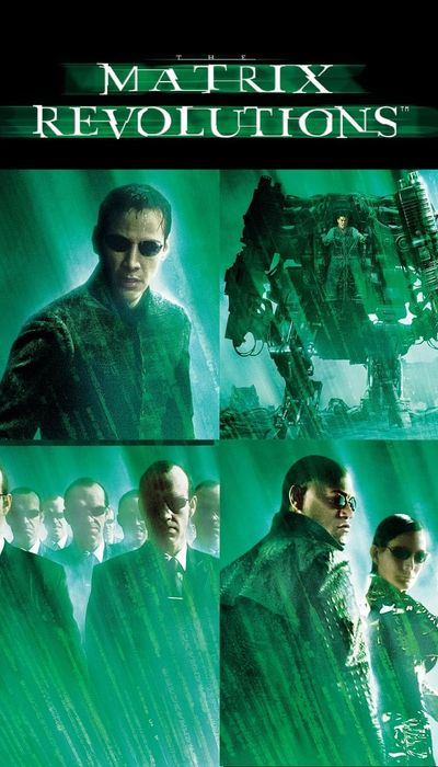 The Matrix Revolutions movie