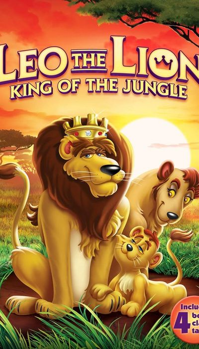 Leo the Lion: King of the Jungle movie