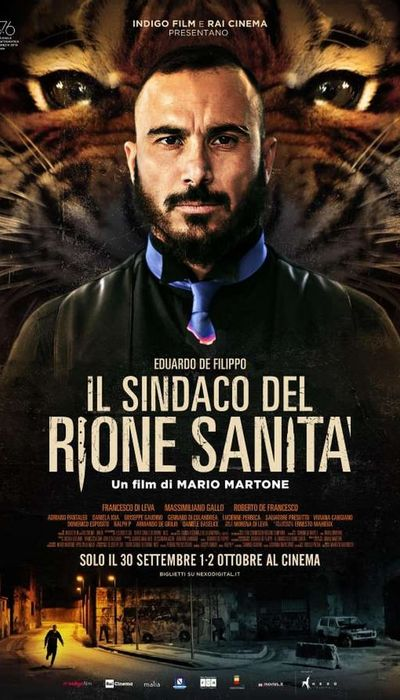 The Mayor of Rione Sanità movie