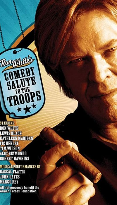 Ron White: Comedy Salute to the Troops movie
