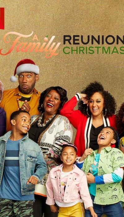 A Family Reunion Christmas movie