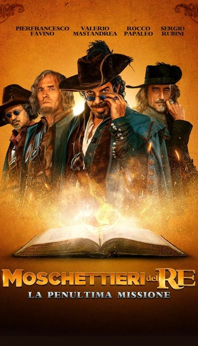 The King's Musketeers movie