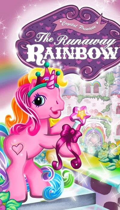 My Little Pony: The Runaway Rainbow movie